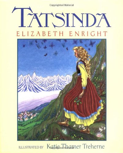 9780152842802: Tatsinda (HBJ Contemporary Classic)