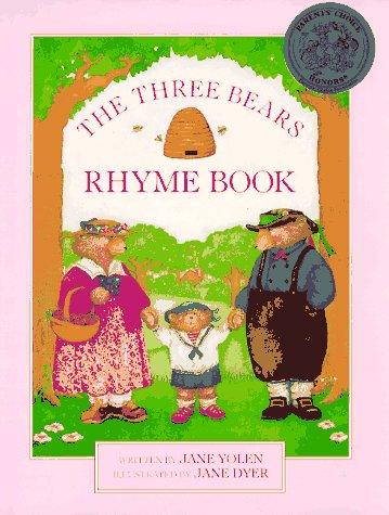 9780152863869: The Three Bears Rhyme Book