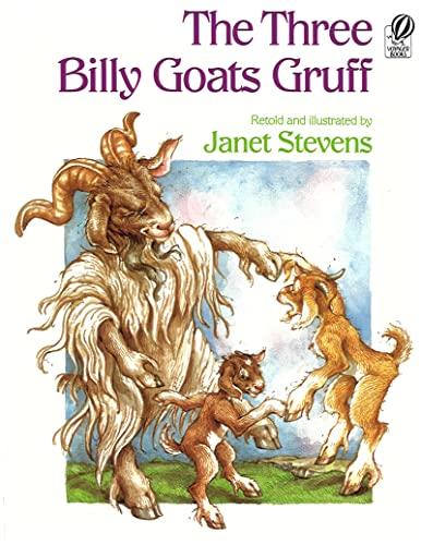 9780152863975: Three Billy Goats Gruff