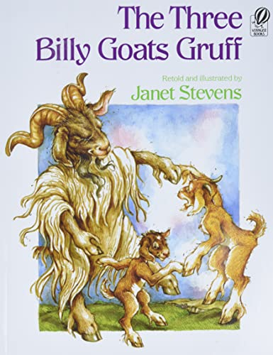 9780152863975: The Three Billy Goats Gruff