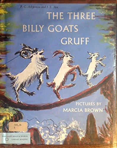 9780152863999: Three Billy Goats Gruff