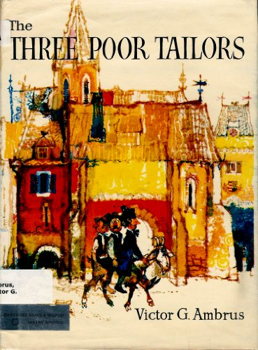 9780152868475: Three Poor Tailors