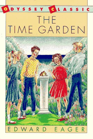 9780152881931: The Time Garden (Odyssey Classic)