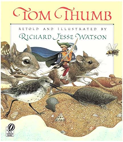 9780152892814: Tom Thumb