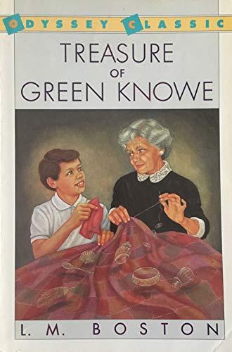 9780152899820: Treasure of Green Knowe