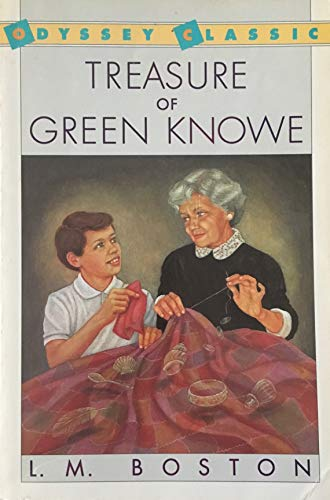 9780152899820: Treasure of Green Knowe
