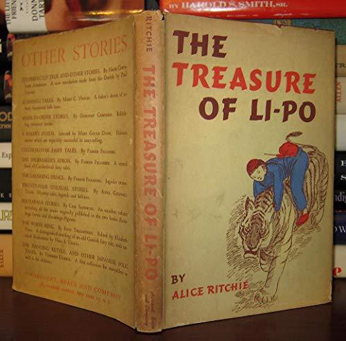 9780152901585: Treasure of Li-Po