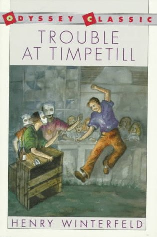 9780152907860: Trouble at Timpetill