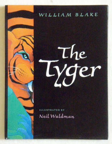 9780152923754: The Tyger