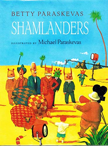 9780152928544: Shamlanders