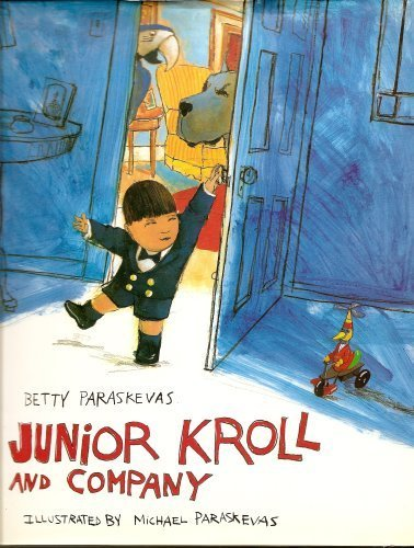 9780152928551: Junior Kroll and Company