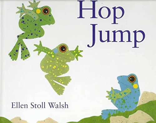 9780152928711: Hop and Jump /R