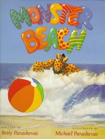 9780152928827: Monster Beach