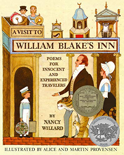 9780152938222: A Visit to William Blake's Inn: Poems for Innocent and Experienced Travelers