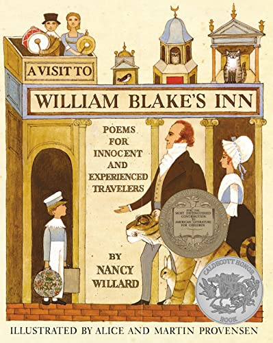 9780152938239: A Visit to William Blake's Inn: Poems for Innocent and Experienced Travelers (A Voyager/Hbj Book)