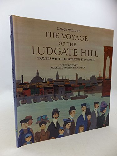 9780152944643: The Voyage of the Ludgate Hill: Travels with Robert Louis Stevenson