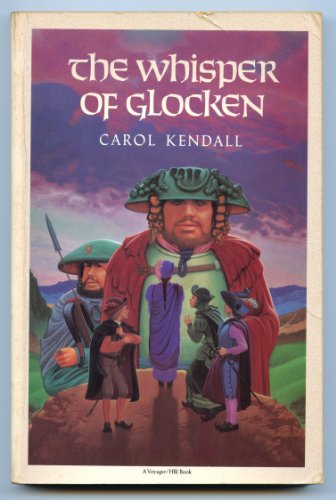 9780152956998: The Whisper of Glocken (A Voyager/HBJ book)