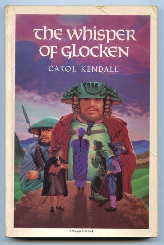 9780152956998: The Whisper of Glocken (A Voyager/HBJ book)