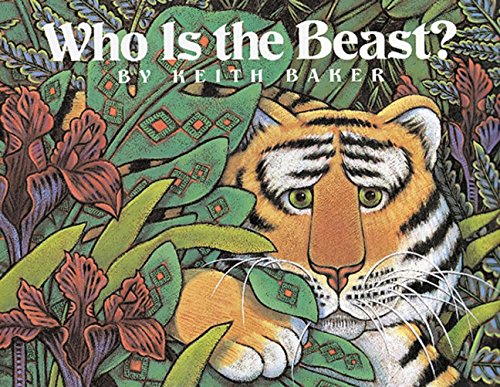 Who Is the Beast? (Harcourt Brace Big Books): Baker, Keith
