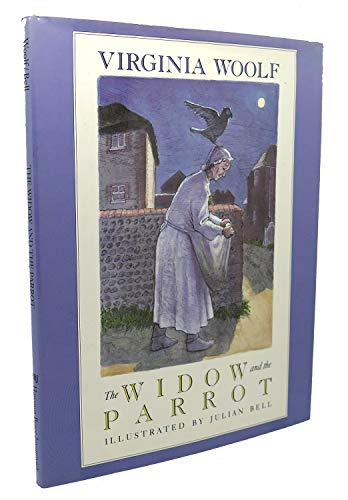 9780152967833: The Widow and the Parrot
