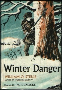 9780152980344: Winter Danger