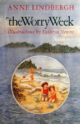 Worry Week: Lindbergh, Anne (SIGNED)