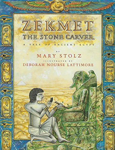 9780152999612: Zekmet, the Stone Carver: A Tale of Ancient Egypt