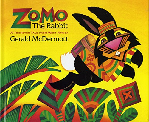 9780152999674: Zomo the Rabbit: A Trickster Tale from West Africa