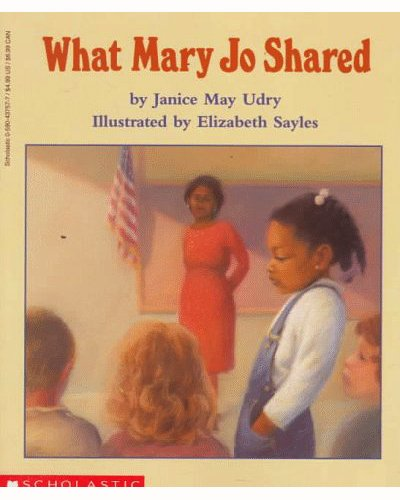 9780153003011: What Mary Jo Shared