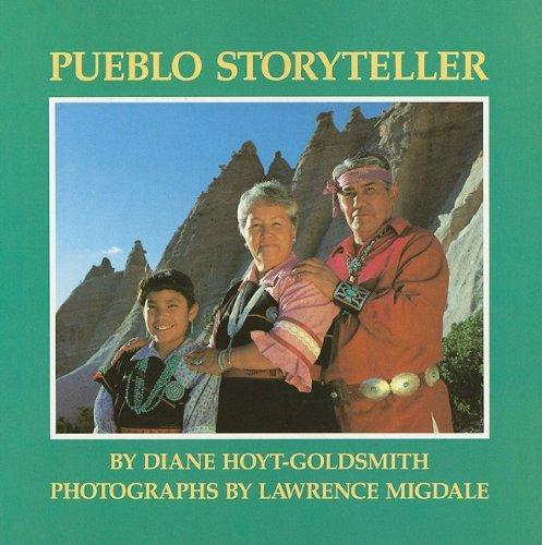 Pueblo Storyteller (HBJ Treasury of Literature): Hoyt-Goldsmith, Diane