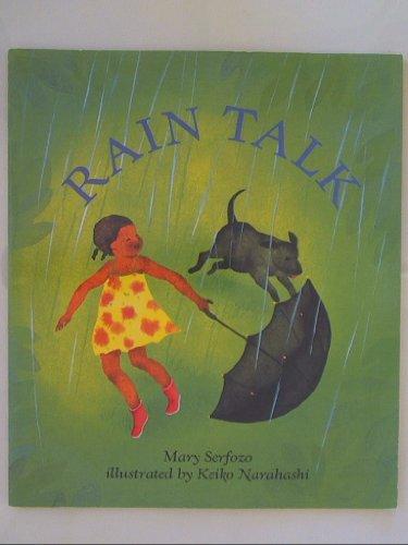Rain Talk, Level k Isbn 0153004010 9780153004018