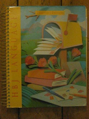 HBJ Language (Grade 3): Dorothy S Strickland, Roger C Farr, Richard F Abrahamson, Nancy R McGee