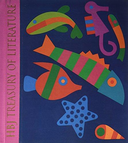 The Deep Blue Sea: Practice Book HBJ Treasury of Literature: Harcourt Brace