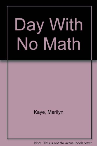9780153017308: Day With No Math