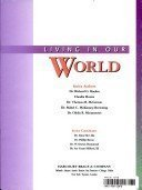 Stories in Time Living in Our World,: Richard G. Boehm