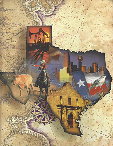 9780153020414: The Story of Texas: Level 4