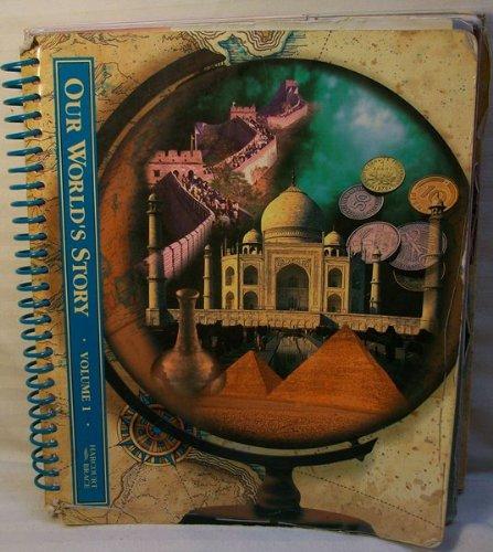 9780153020506: Our World's Story, Vol. 1, Grades 6-7, Teacher's Edition