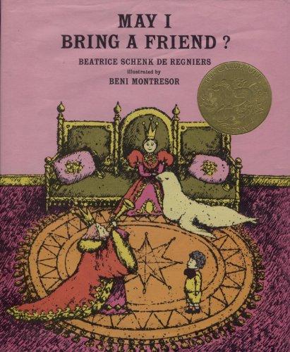 May I Bring A Friend?: Beatrice Schenk De
