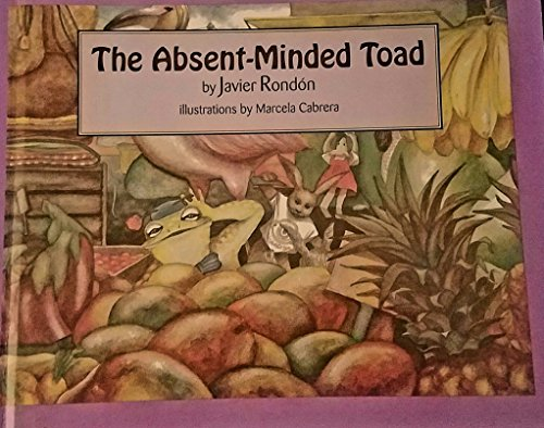 9780153021213: The Absent-Minded Toad