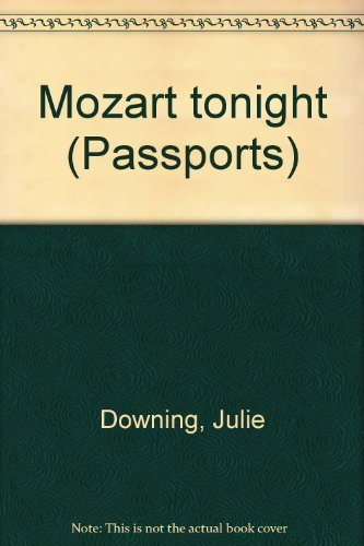 9780153021688: Mozart Tonight