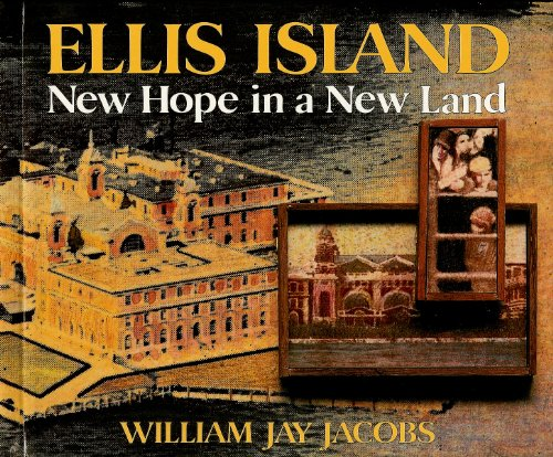9780153021916: Ellis Island: New hope in a new land (Passports)