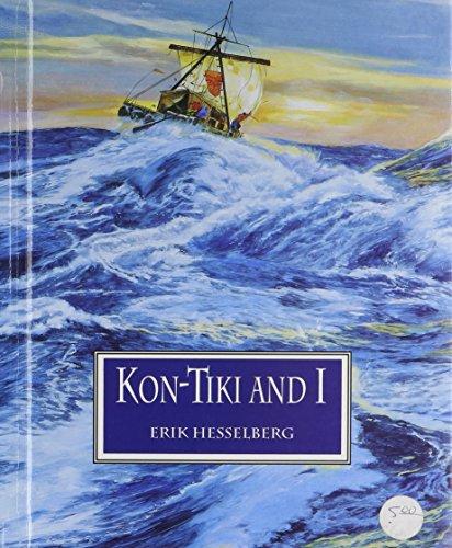 9780153022555: Kon-Tiki and I;