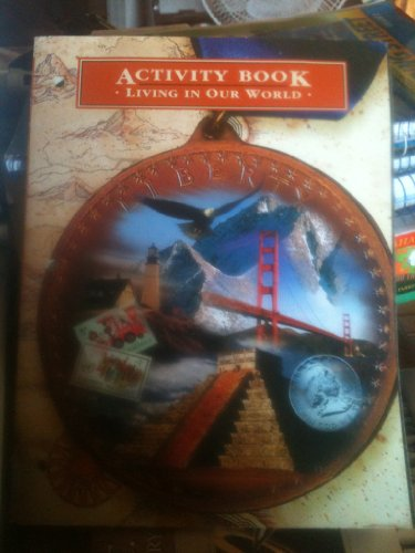 9780153035715: Harcourt School Publishers Stories in Time Activity Book Living in Our World Grade 3