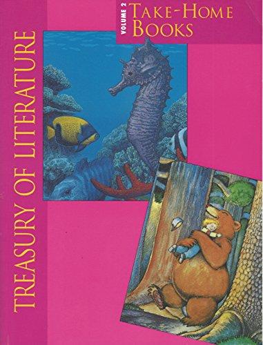 9780153035982: Take-Home Books Treasury of Literature Grade 1 Book 2