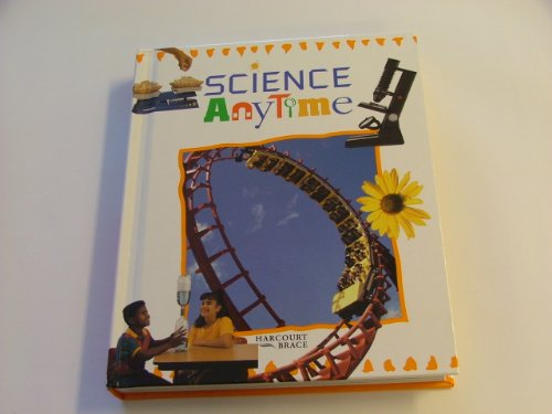 9780153048876: Science Anytime Complete Book Grade 5, Unit A-F