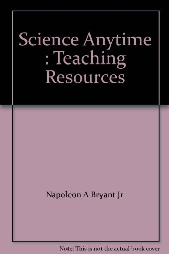 Science Anytime : Teaching Resources: Harcourt School Publishers