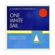 9780153054709: One White Sail, Grade K, Big Book: Harcourt School Publishers Anytime Math