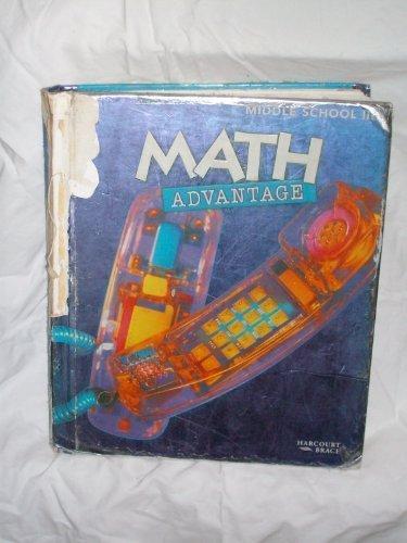Math Advantage: Middle School III Grade 8: Harcourt Brace Publishing