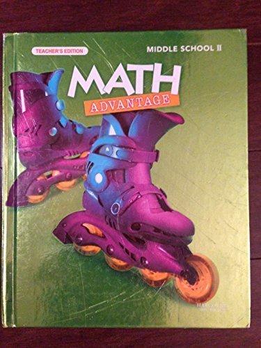 9780153056819: Te Gr 7 Math Advantage 1998