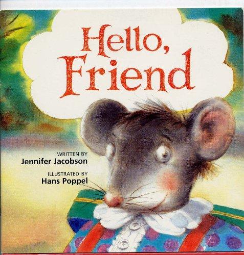 9780153066771: Harcourt School Publishers Signatures: Reader Grade K Hello Friend